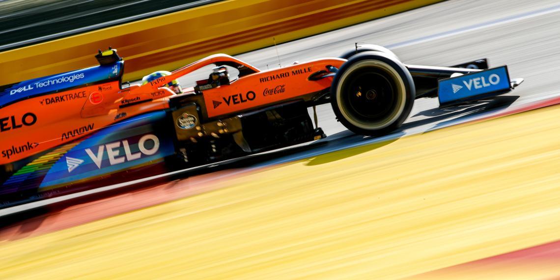 AkzoNobel помогает команде McLaren