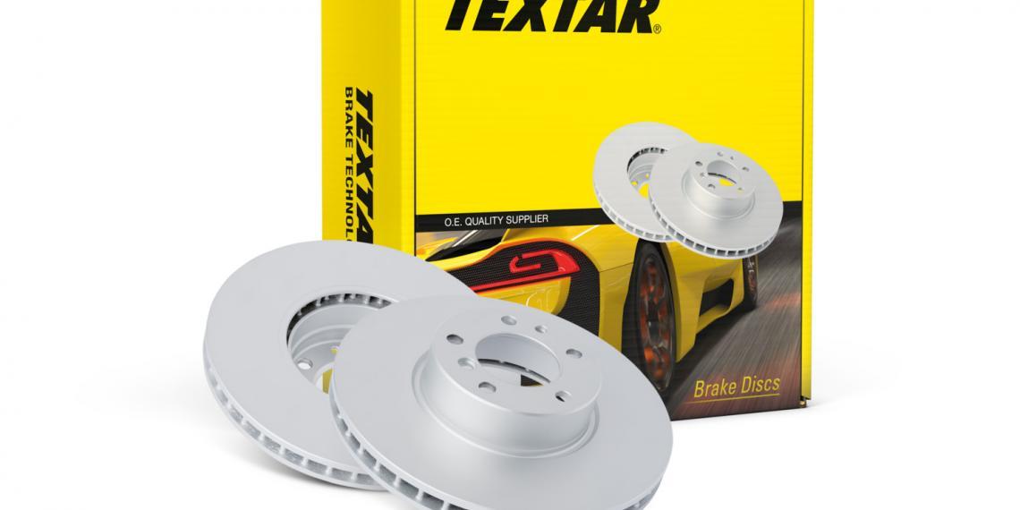 Тормозные диски Textar будут поставляться в упаковке без пластика