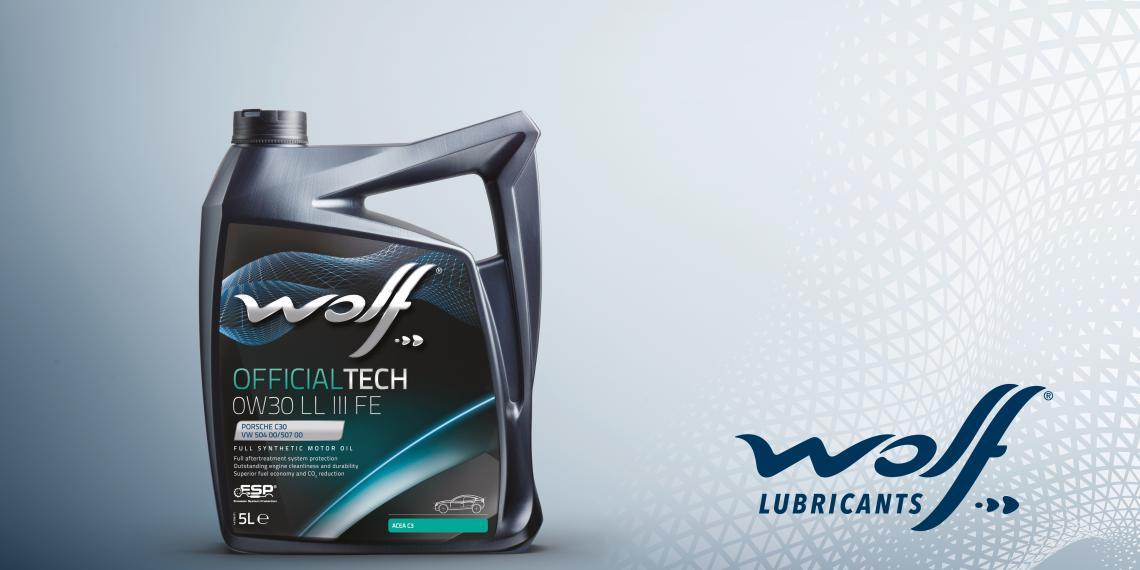 Wolf представила новое моторное масло для автомобилей Volkswagen Group