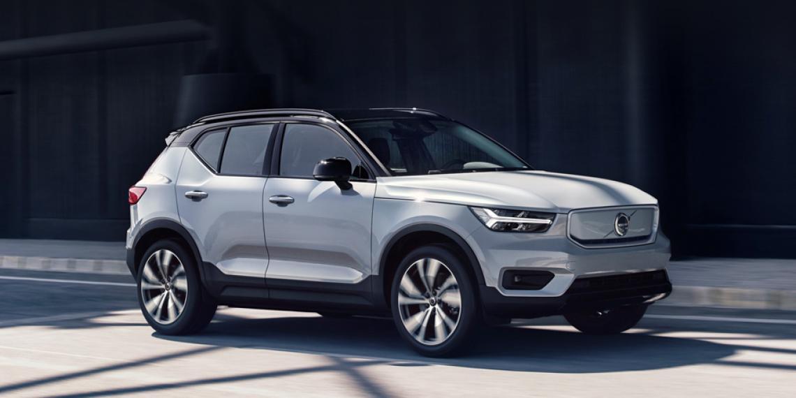 Volvo увеличит производство электромобилей