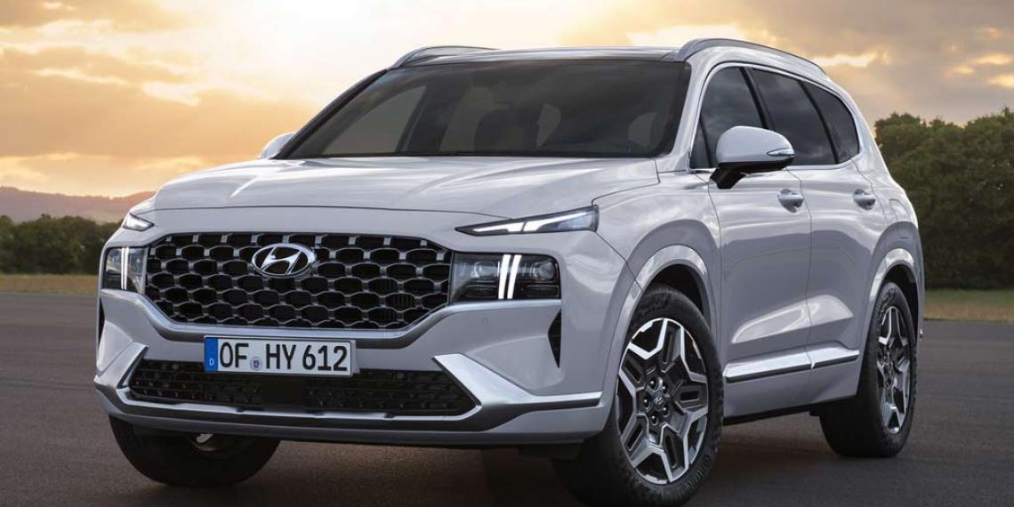 Hyundai Santa Fe обновил линейку двигателей для России