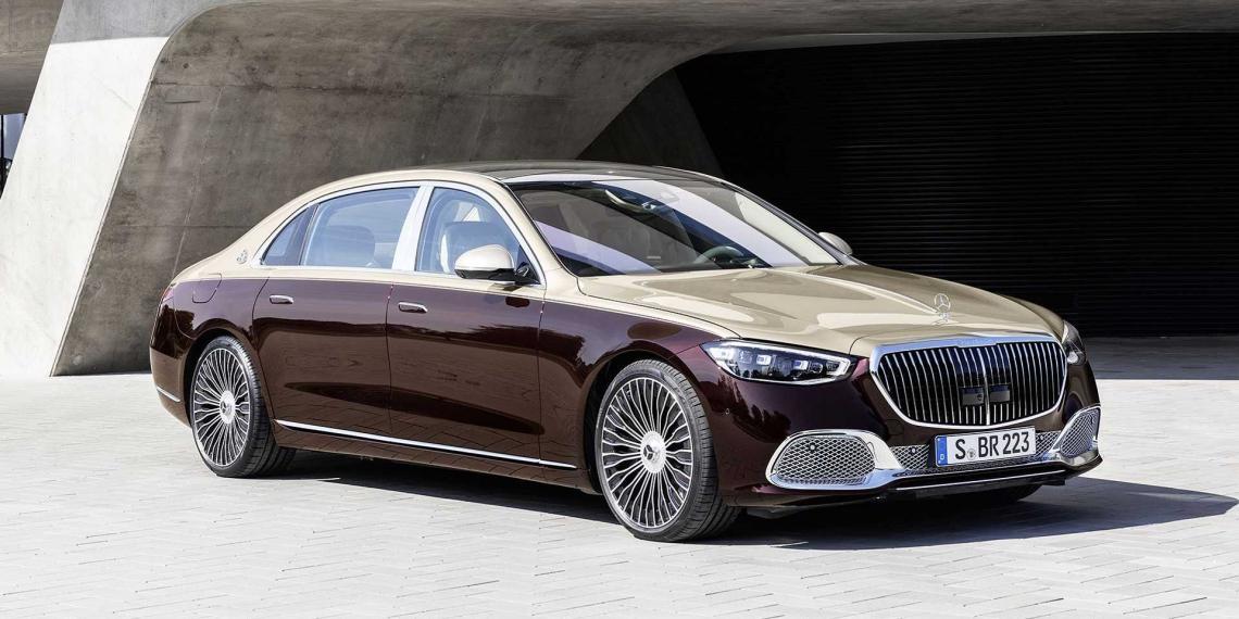 50-миллионный Mercedes-Benz