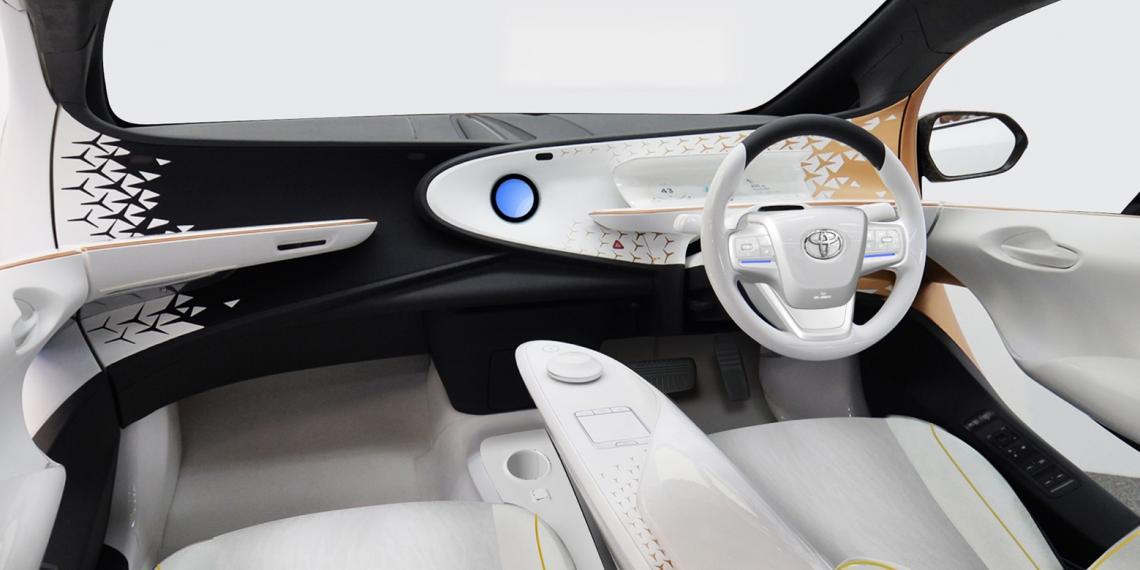 Инновации DENSO для автомобильных цифровых кокпито