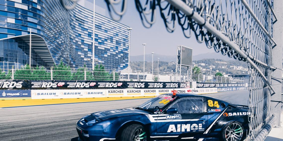 AIMOL Sportline 10W-60 для автоспорта и не только