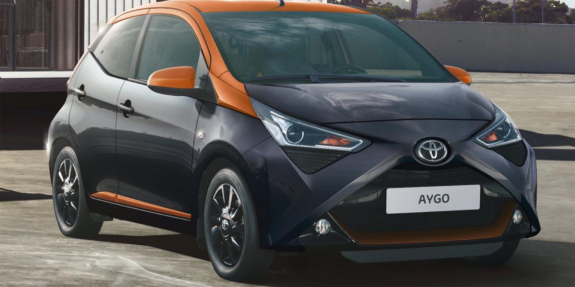 Toyota Aygo сохранит ДВС