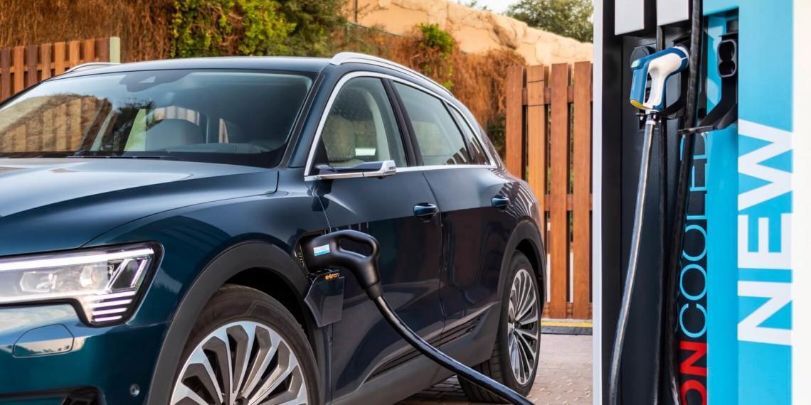 Volkswagen Group Rus объявил о развитии сети зарядных станций на территории РФ
