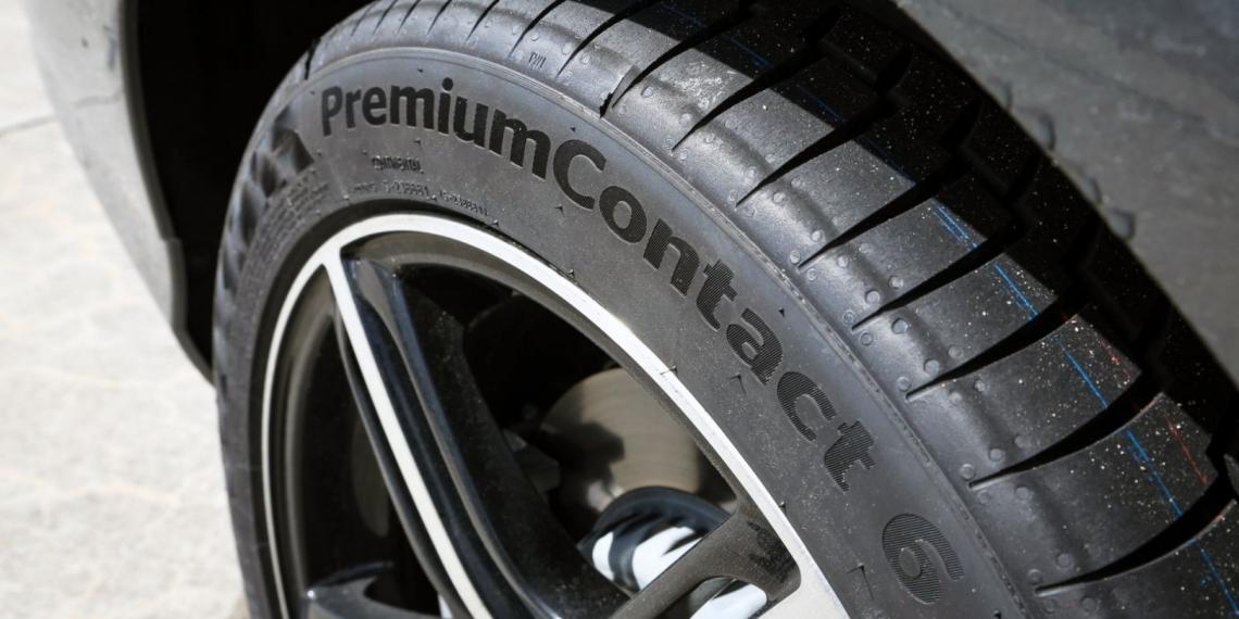 Continental получил высокие оценки в тестах летних шин