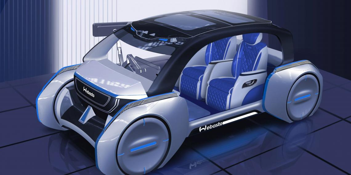 Webasto представила инновационные решения Шанхайском международном автосалоне