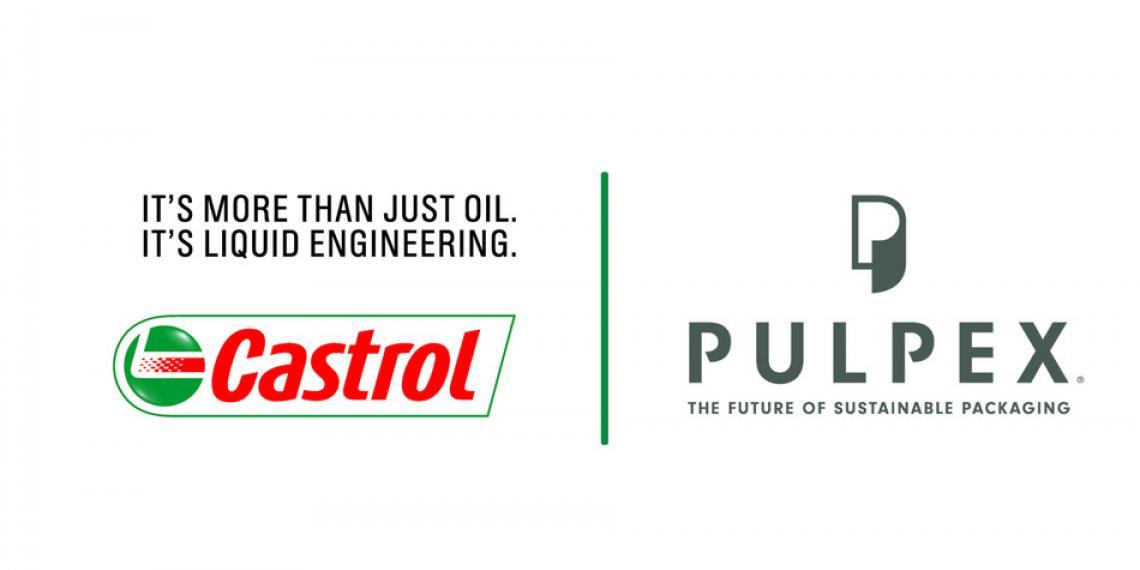 Castrol совместно с Pulpex разрабатывает экологичную упаковку