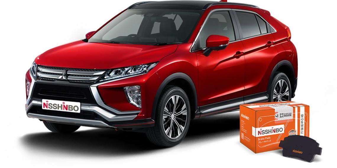 Колодки Nisshinbo для новых японских автомобилей