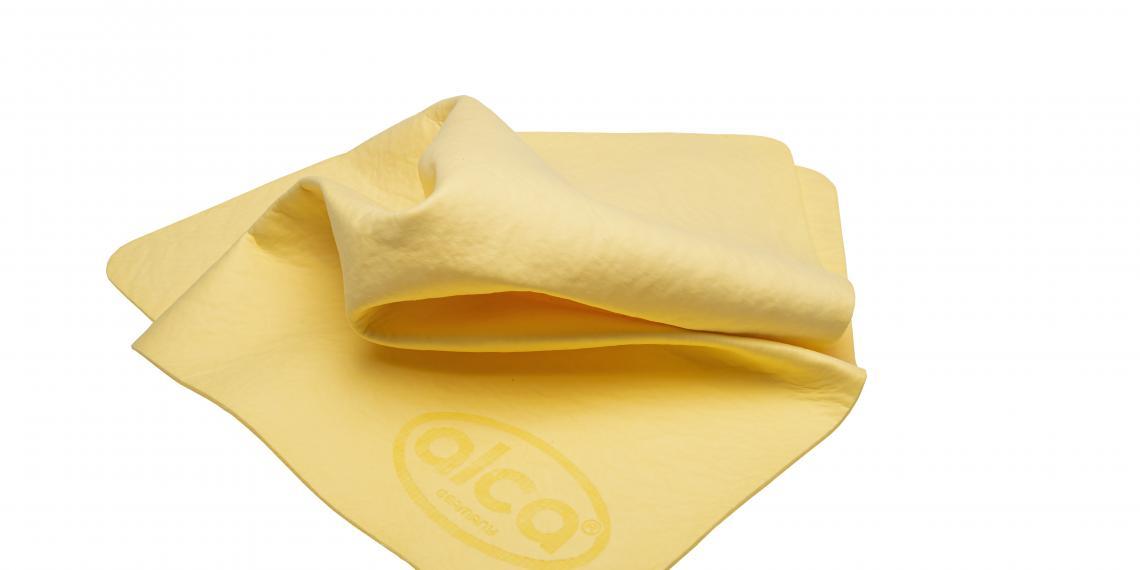 Новые салфетки alca для поверхностей автомобиля
