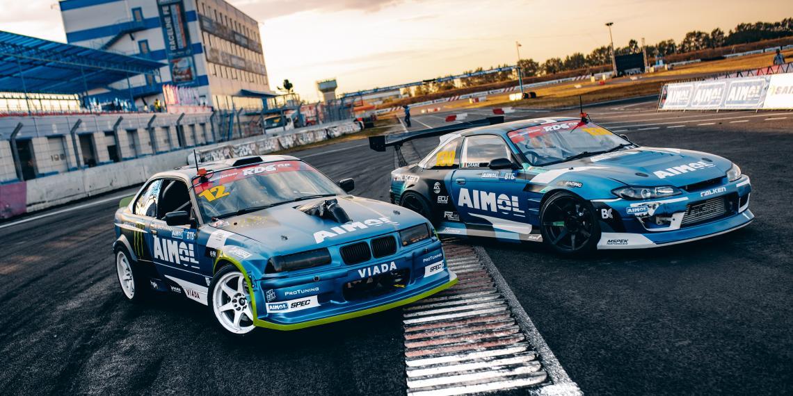 AIMOL Raceline FE 10W-40 – гоночные технологии для гражданских автомобилей
