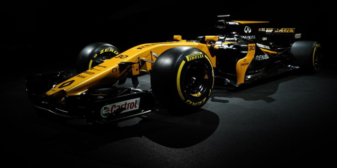 Castrol и Renault снова в борьбе за первенство Формулы-1