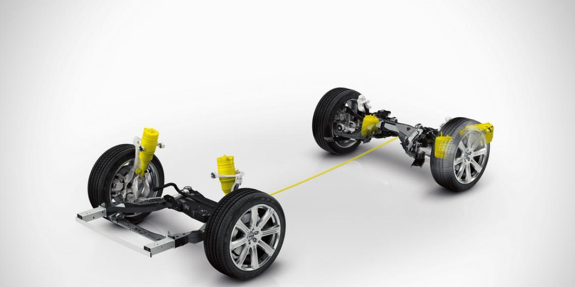 Volvo сделала выбор в пользу Tenneco