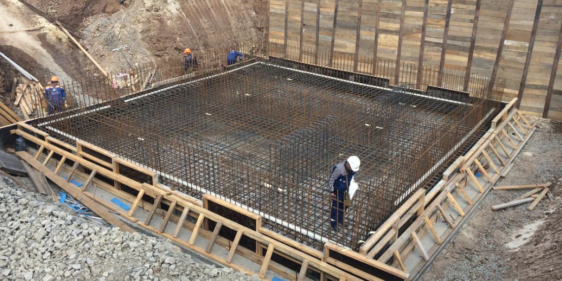 Завод Bridgestone в России завершает строительство