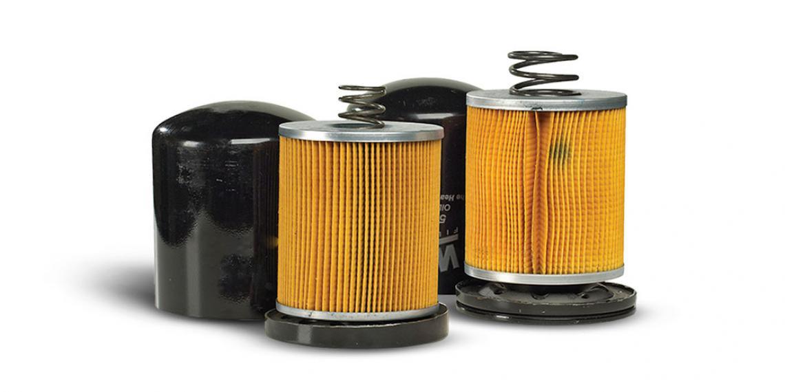 Масляный фильтр ДВС: процесс совершенствования