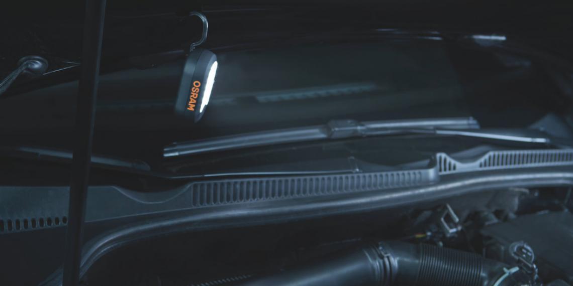 Инспекционный фонарь OSRAM получил признание от «Auto Express»