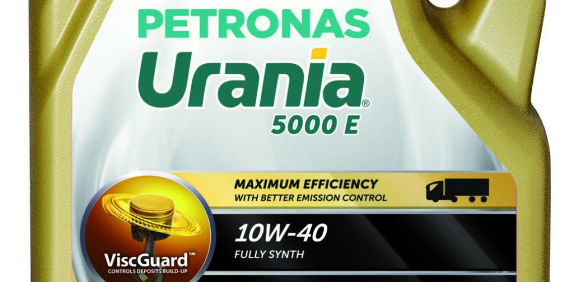 Масло PETRONAS Urania на старте продаж
