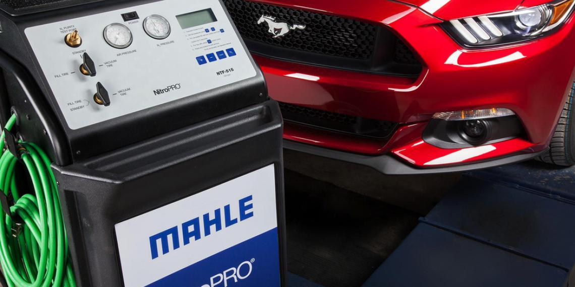 Новая система от MAHLE для мастерских