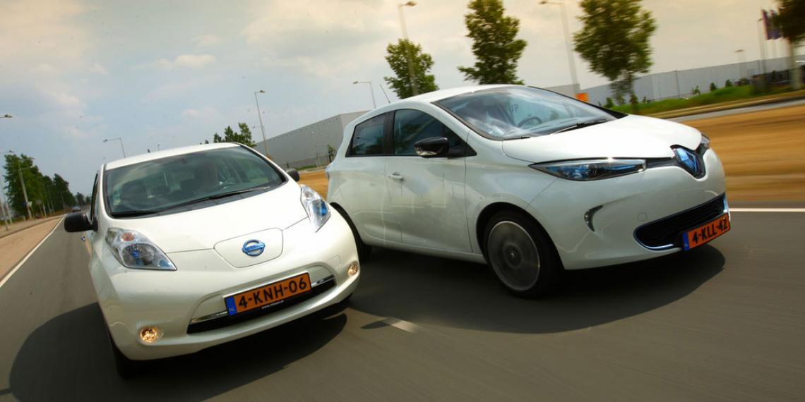 Renault-Nissan в борьбе за третье место в мировом рейтинге