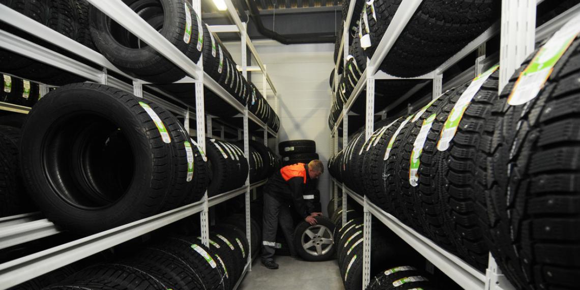 Nokian Tyres сохраняет высокую доходность по итогам I полугодия