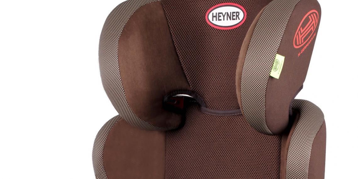 HEYNER подготовил к новому сезону новый цвет детского кресла