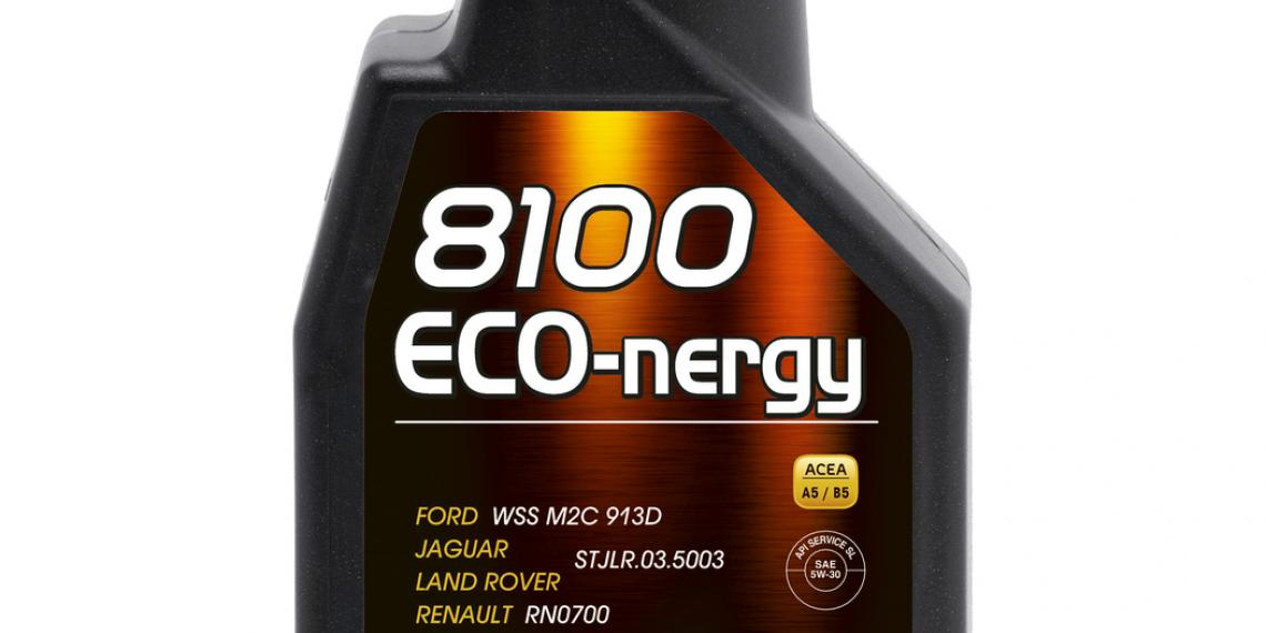 Ford одобрил масло Motul 8100 Eco-nergy