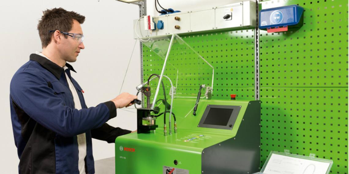 Bosch запускает интернет-сервис по подбору оборудования для СТО