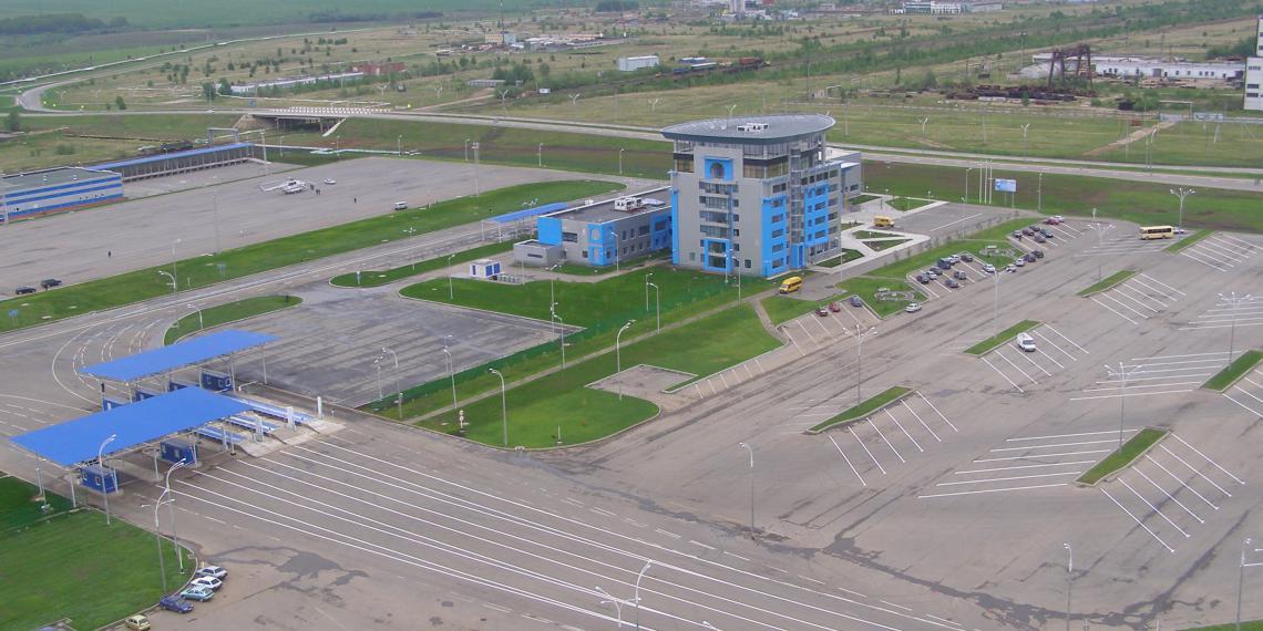 Новый завод по производству штампованных кузовных деталей в Татарстане