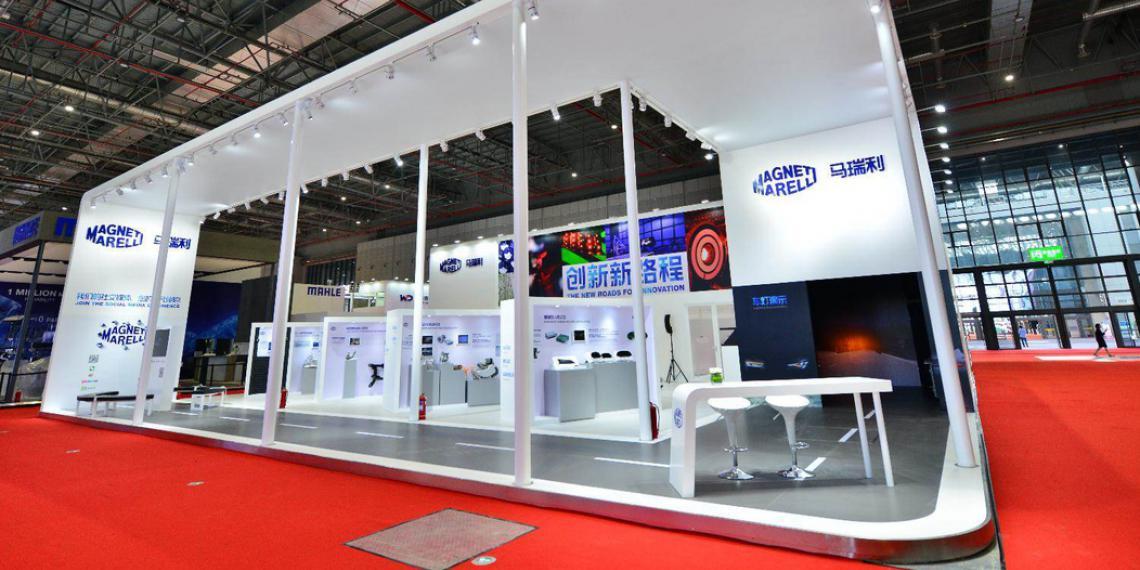 Magneti Marelli представляет инновации на выставке Auto Shanghai 2017
