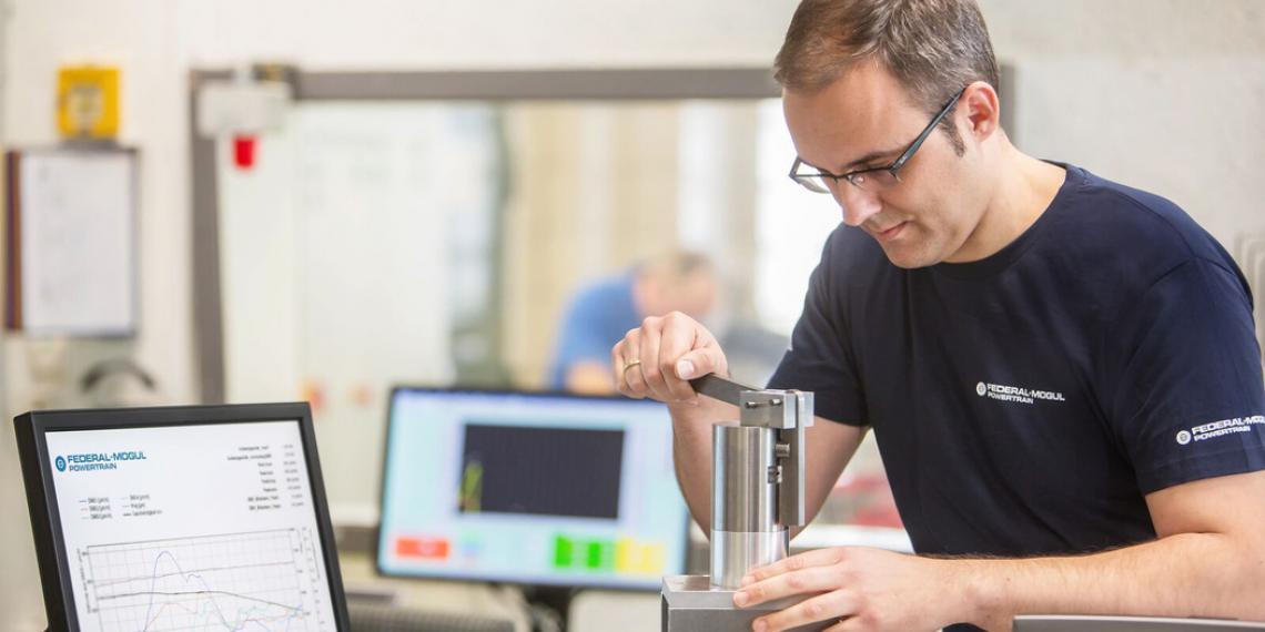 Federal-Mogul сокращает время проектирования клапанов двигателя