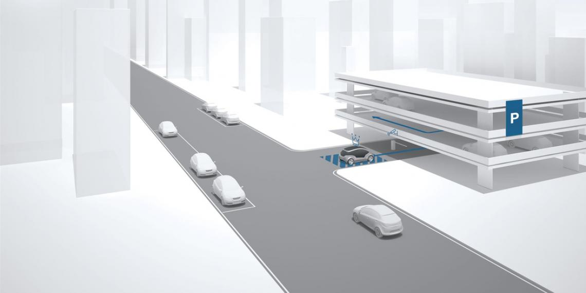 Bosch и e.GO запускают систему автоматической парковки
