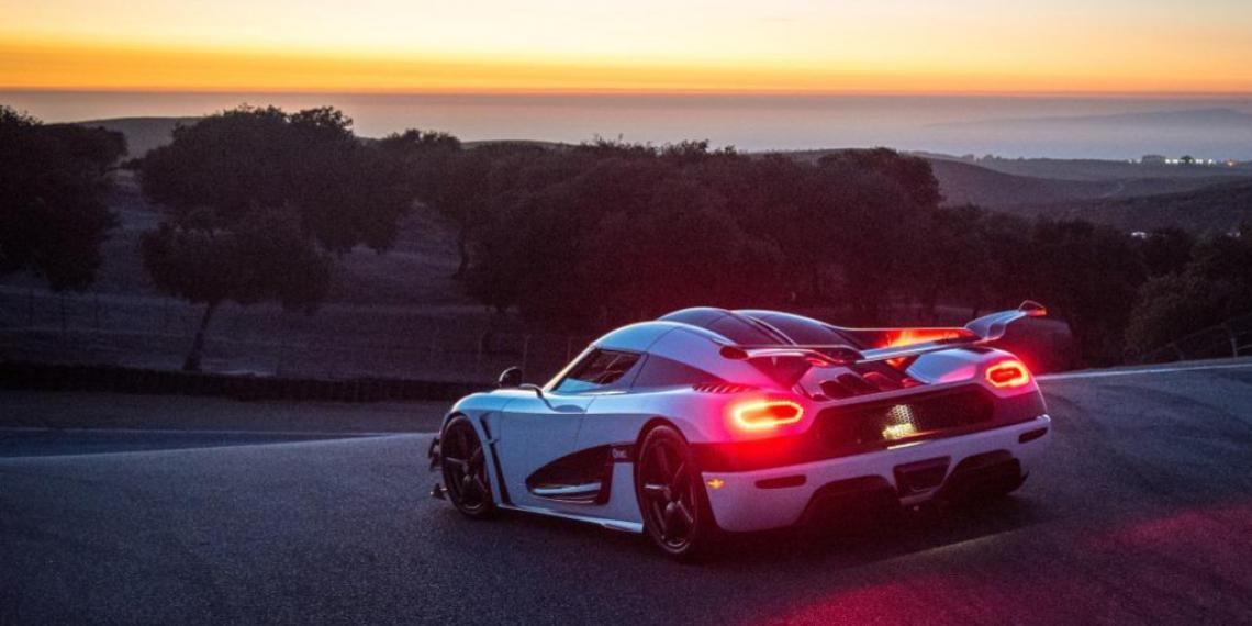 Максимальная производительность Koenigsegg One:1 с Castrol