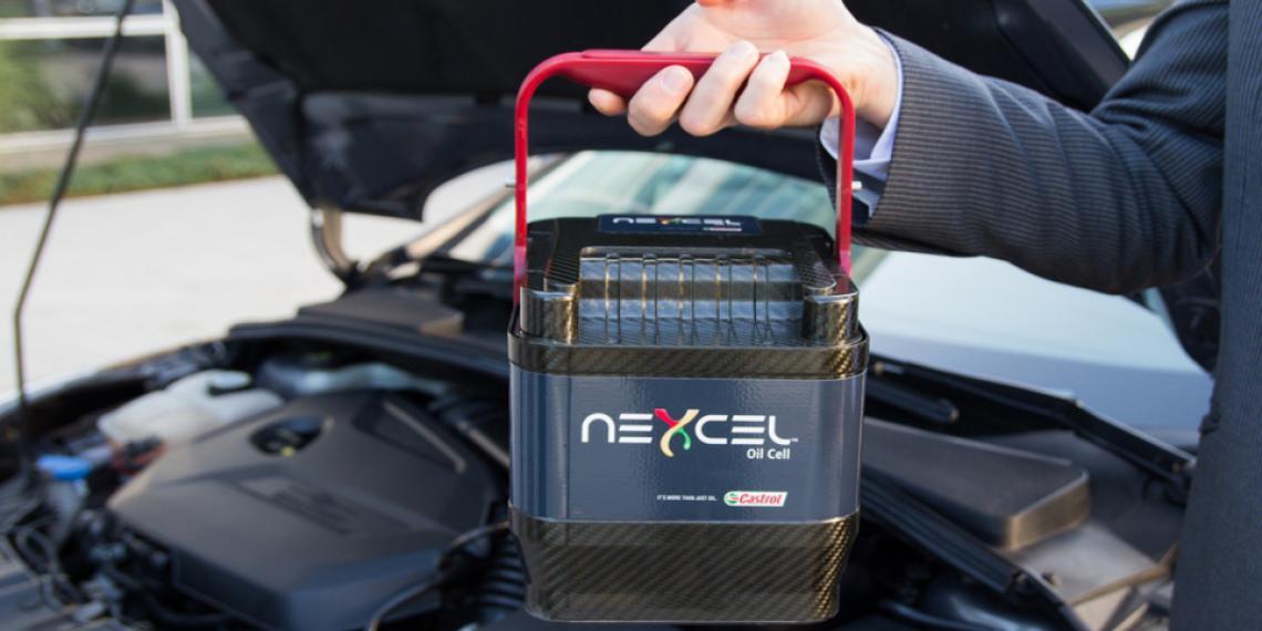 Castrol о новой технологией Nexcel