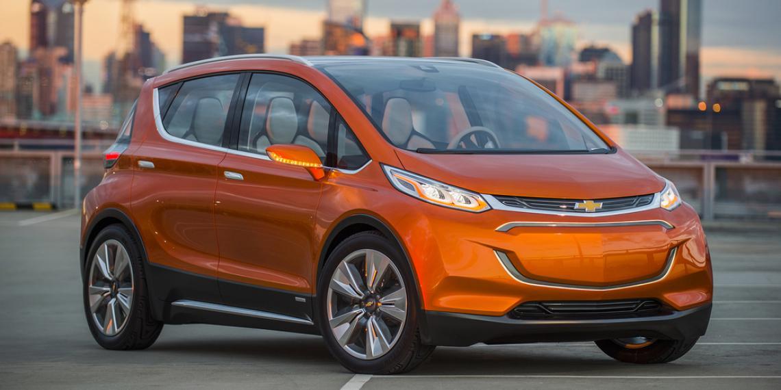 General Motors и LG создают выгодные авто