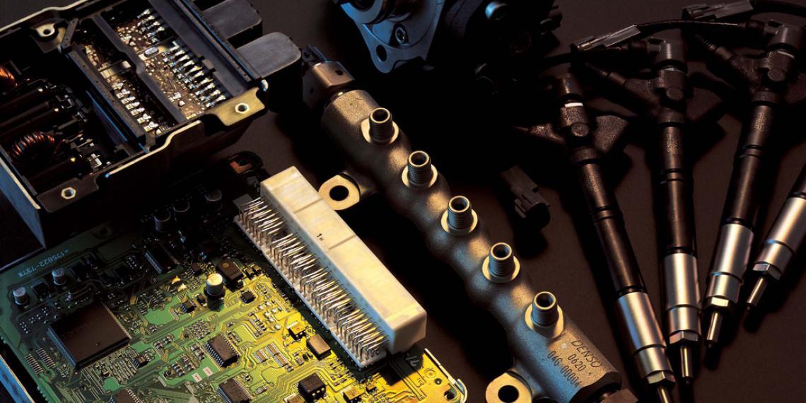 Технологии DENSO для дизельных двигателей