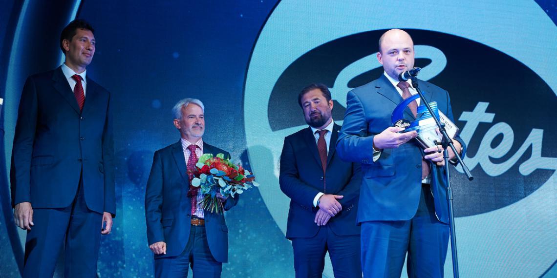 GroupAuto Russia наградила Gates