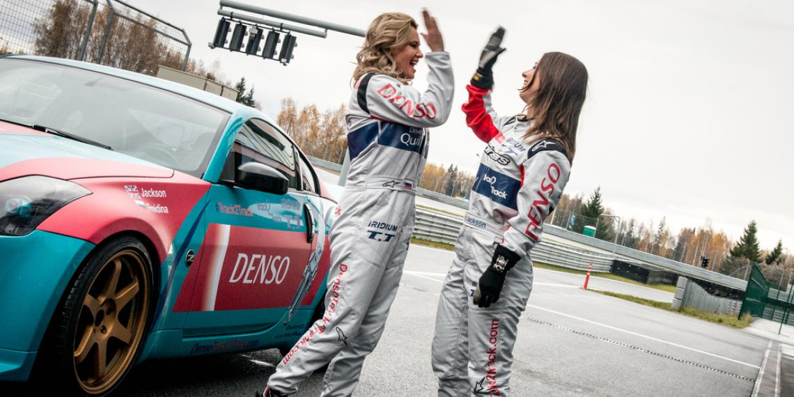 DENSO Iridium TT: гоночные технологии на массовом рынке