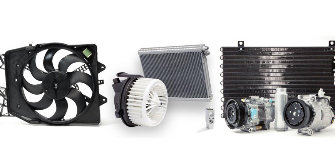 DENSO увеличивает ассортимент компонентов термосистем