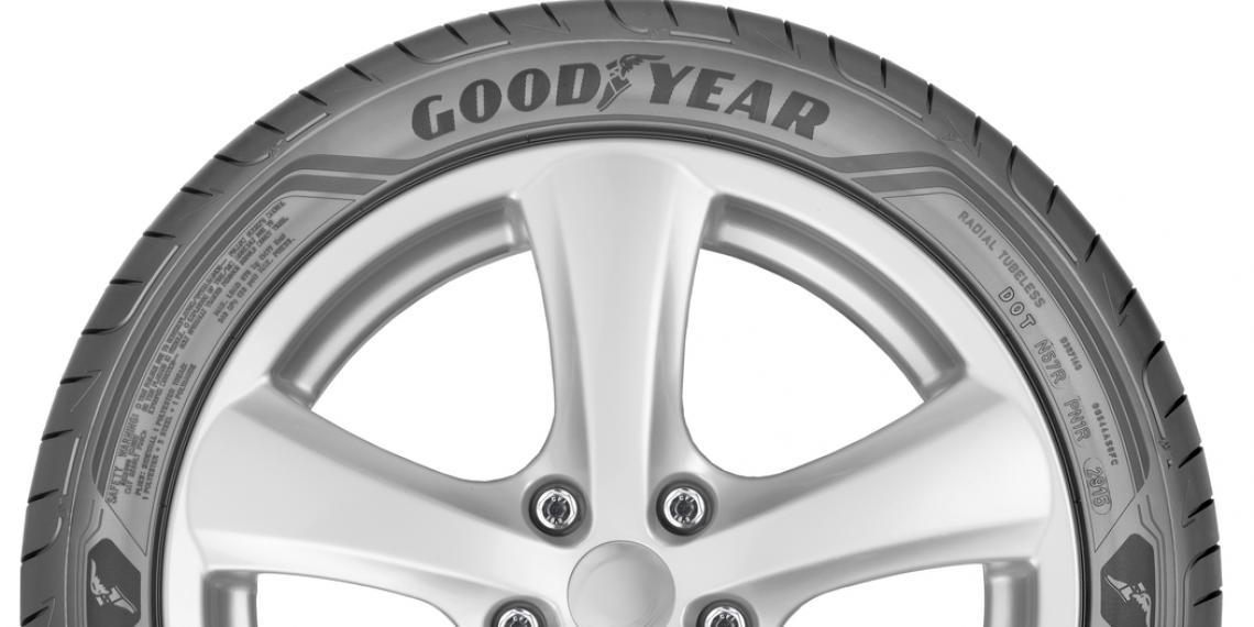 Goodyear представила новые сверхвысокоскоростные шины