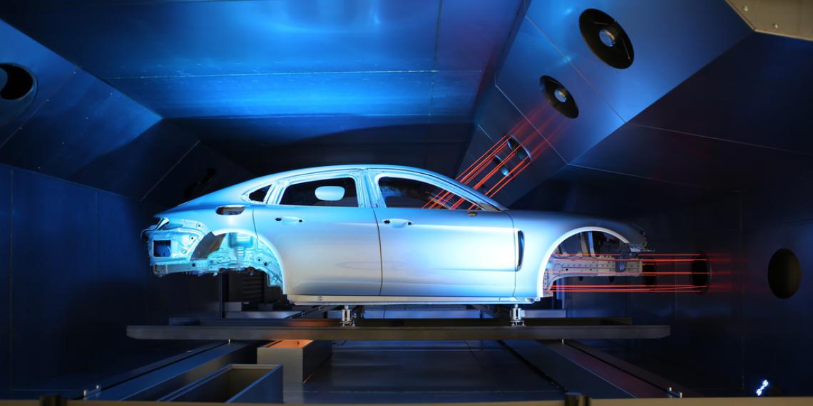 Dürr представил новую технологию сушки лакокрасочного покрытия кузова