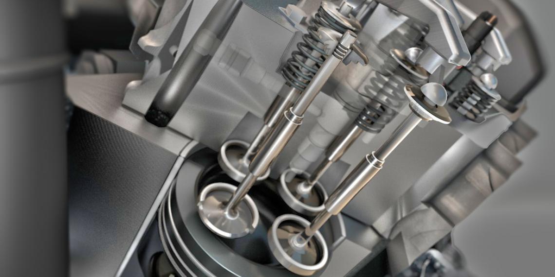 Седла и направляющие втулки клапанов из металлических порошков