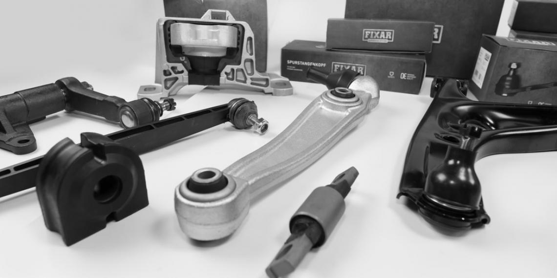 Fixar расширил ассортимент деталей подвески