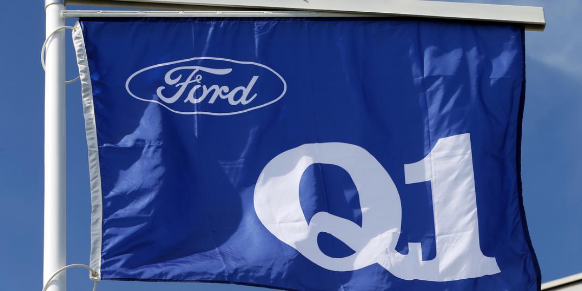 Ford вручил Воронежскому заводу Pirelli награду