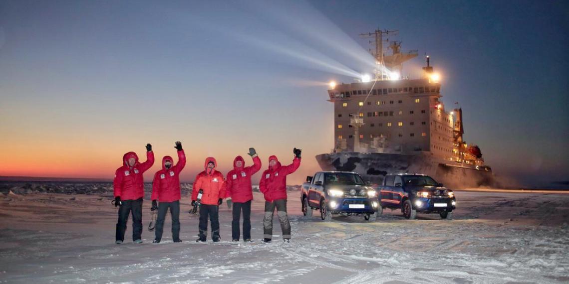 Покорение Арктики