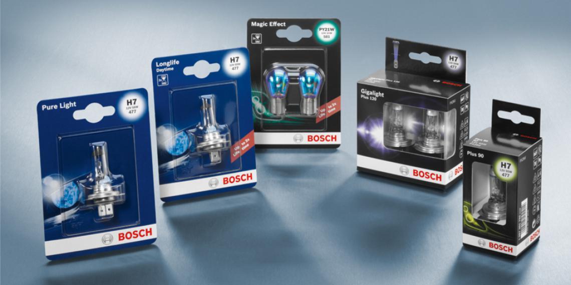 Соответствие единому фирменному стилю Bosch