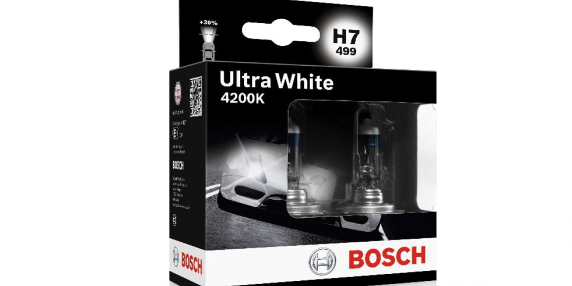 Bosch Ultra White для внешнего освещения