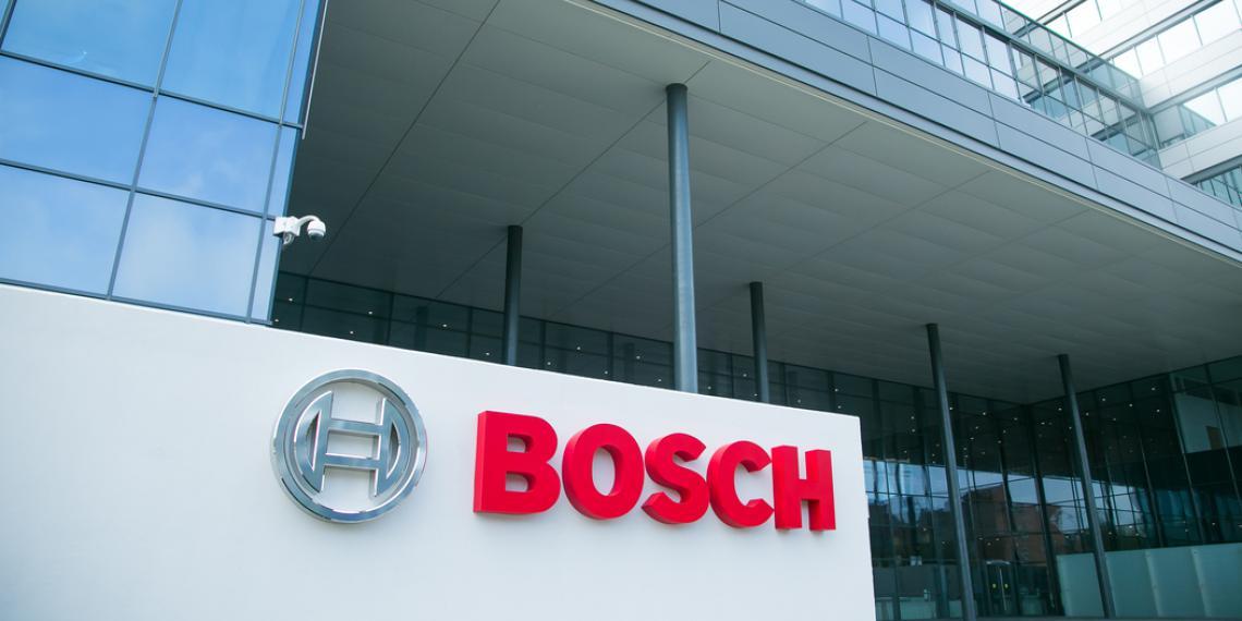 Bosch отмечает признаки роста в СНГ