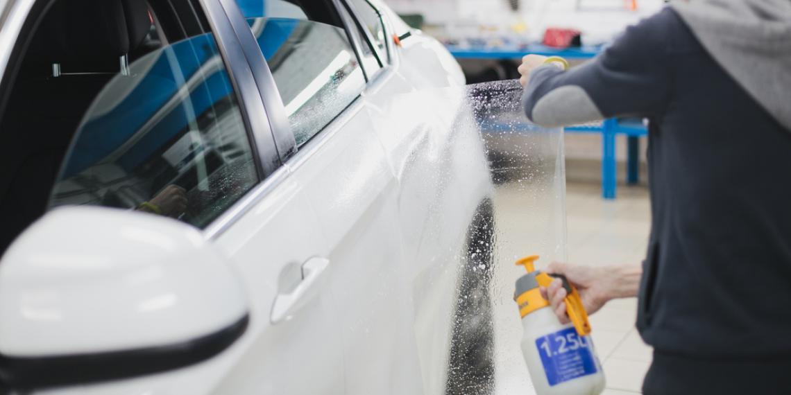 Какая пленка сможет защитить автомобиль?