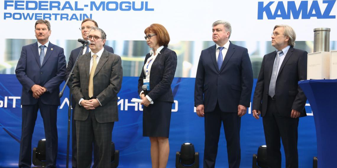 Federal-Mogul открывает новый цех литья усиленных гильз цилиндров